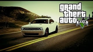 how to add Dodge Challenger Srt in GTA V