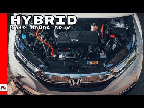 Honda CR-V Hybrid SUV