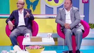 مجد عبدالوهاب وفؤاد أبو نجم - الملتقى الاردني للخط العربي الزخرفة الاسلامية