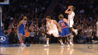 Jeremy Lin Highlights - 3/16/17 Nets at Knicks