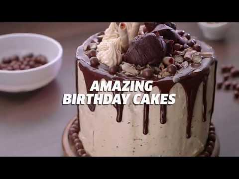 Amazing Birthday Cakes For Your Next Part