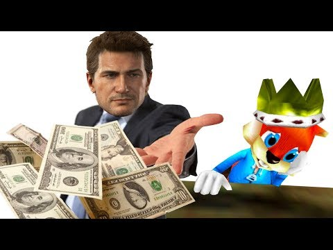 Why Do Games Cost SO MUCH To Make?