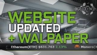Website & Live Wallpaper ᴜᴘᴅᴀᴛᴇᴅ