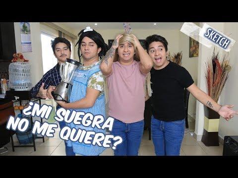 En casa de mi novio por primera vez   Mario Aguilar