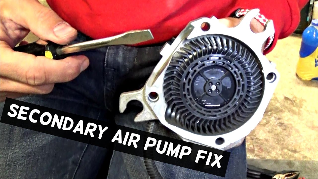 2005 saab 9 3 fuse diagram how to fix secondary air pump demonstrated on bmw youtube  how to fix secondary air pump demonstrated on bmw youtube