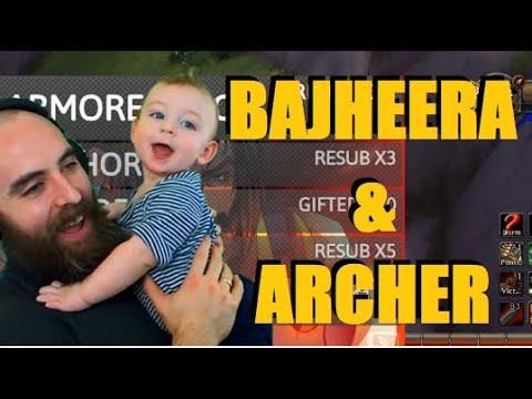 Bajheera - Big Archer Snuggles = Big 3v3 Victory - WoW BFA 8.3 Arms Warrior PvP