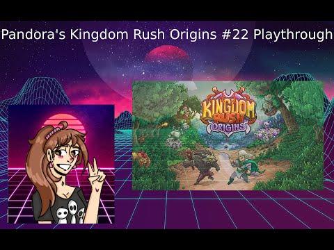 Pandora Plays - Kingdom Rush Origins #22 |