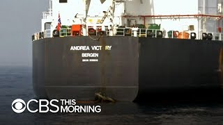 U.S. officials believe Iran was involved in attacks on Persian Gulf oil tankers