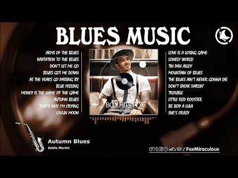 Slow Blues Music | Greatest Blues Rock Songs Of All Time | Relaxing Jazz Blues Guitar