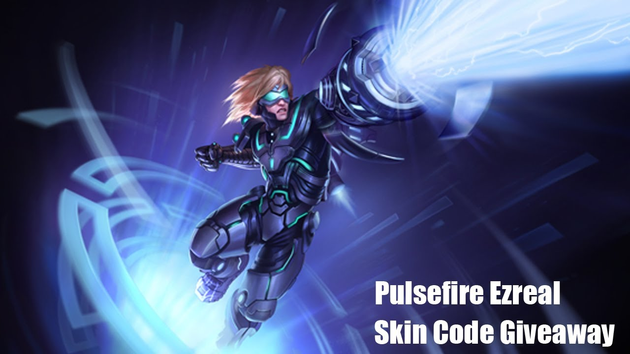 League of legends skin codes giveaway