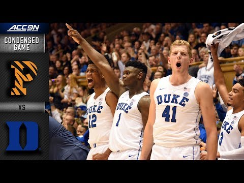 Princeton vs. Duke Condensed Game | 2018-19 ACC Basketball