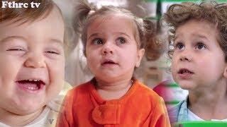 En Sevilen Reklamlar Bebekler İçin - HD Kalite