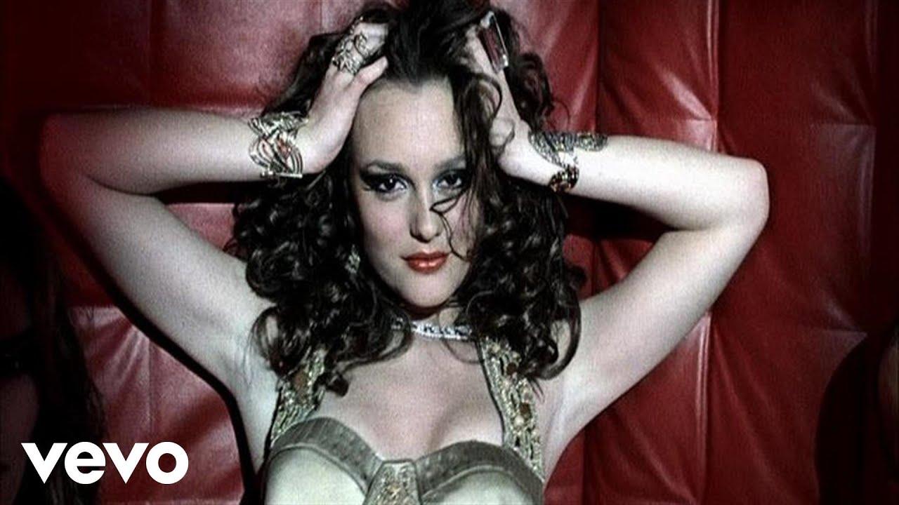 Leighton Meester music video