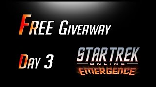 Free Giveaway, Day 3 – Star Trek Online