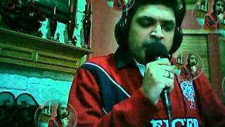 Mera Chand Mujhe Aaya Hai Nazar- Karaoke- Cover by StarofKaraoke