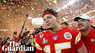 Super Bowl: Kansas City Chiefs on 'historic' victory over 49ers