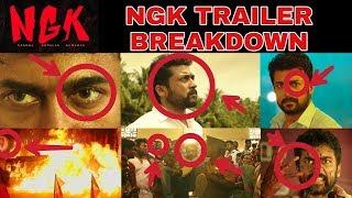 NGK - Official Trailer Tamil BreakDown By Santhoshh