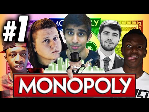 MONOPOLY PLUS #1 with Vikkstar (Game 4)