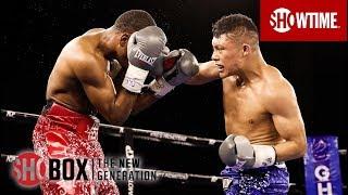 Thomas Mattice vs. Isaac Cruz: Highlights | SHOBOX: THE NEW GENERATION
