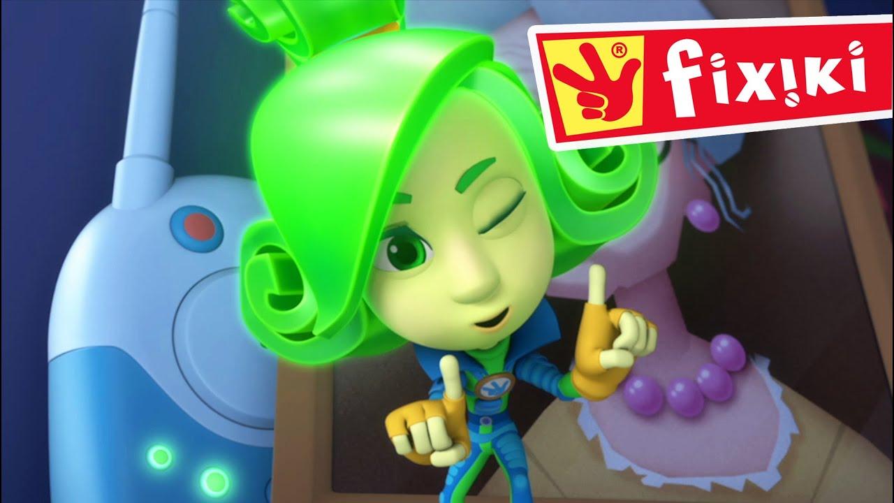 Fixiki - Monitorul pentru copii (Ep.97)  Desene animate în română pentru copii