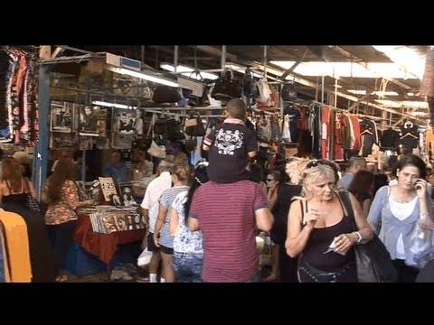 Shopping At Tel Aviv's Carmel Market