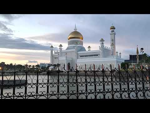 Brunei Land of beautiful Mosques Continents  Journey Brunei Darussalam