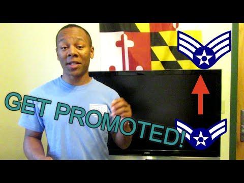 Enlisted Promotions: USAF
