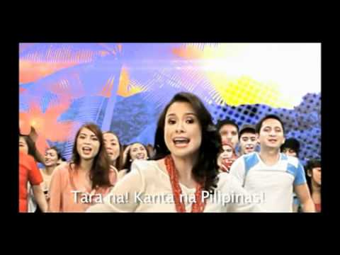 "KANTA PILIPINAS ""Official Music Video"" feat. Ms. Lea Salonga w/ lyrics"