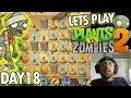 Plants Vs Zombies 2 Ancient Egypt Level 18 Plan Your Defense IOS Face Cam mp3