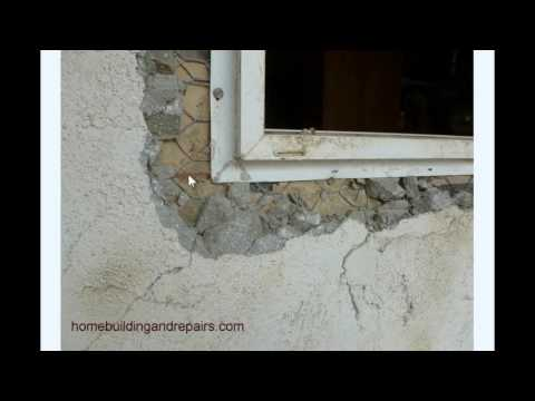 """How """"Not To"""" Install Window in Exterior Stucco Wall – Construction Problems"""