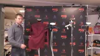 видео Как выбрать отпариватель для одежды (ручной или вертикальный)
