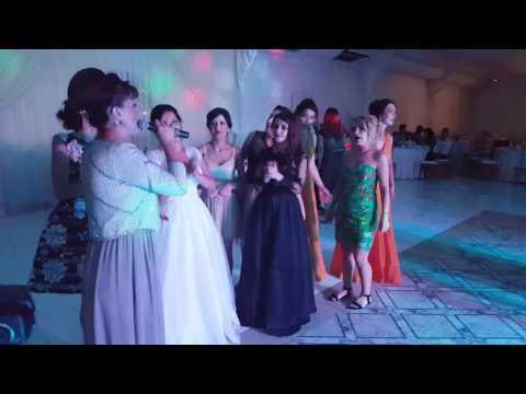 Ionela Anghel Popa  Live Karaoke Cristina si Virgil 2016