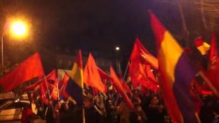 Manifestación San Fernando de Henares 12 Congreso UJCE