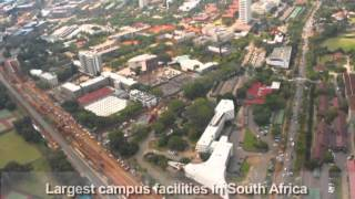 UNIVERSITY OF PRETORIA STUDENT RECRUITMENT