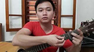 """Guitar hướng dẫn: Intro """"Đôi chân trần"""" - NS Y Moan - tông G"""