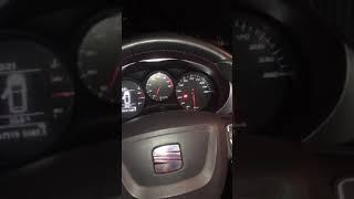 Voiture et moteur qui vibre seat leon II 1.8 tsi 160