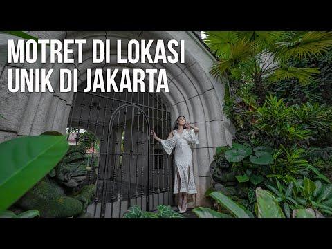 Motret Di Lokasi Unik Di Jakarta