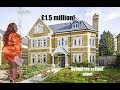 IS THIS MY DREAM £1.5MILLION HOME?! BEHIND THE SCENES PLUS SIZE SHOOT!