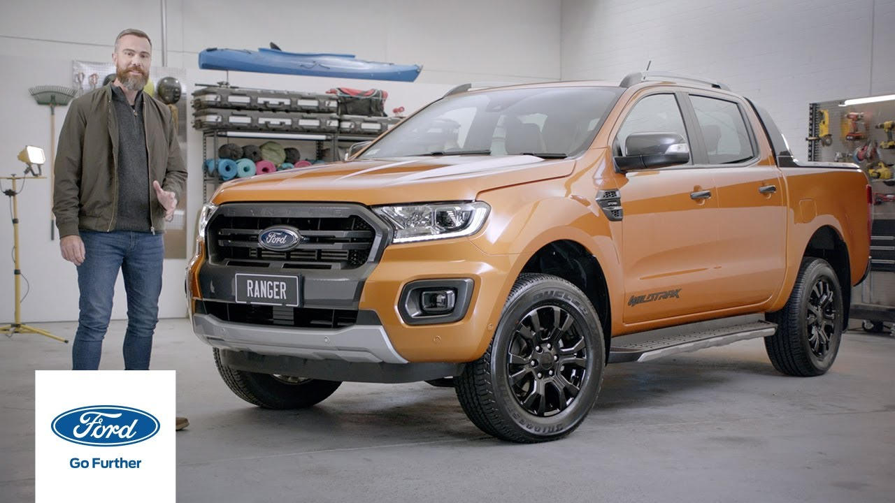 2020 Ford Ranger Wildtrak Walkaround Review Inside And Out Ford