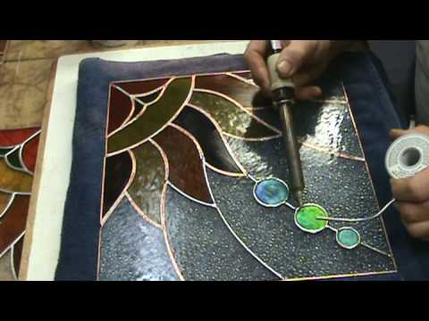 stained glass craft ideas stained glass how to ideas sg9b sun project 5488