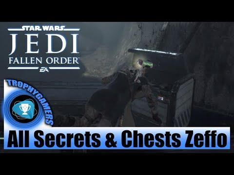 Jedi Fallen Order - All Secrets & Chests Locations In Zeffo