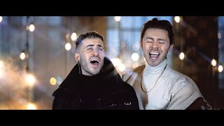 A Great Big World & Christina Aguilera- Fall on Me (Male Duet Cover)