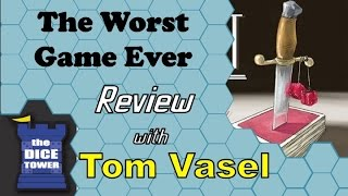 The Worst Game Ever Review - with Tom Vasel