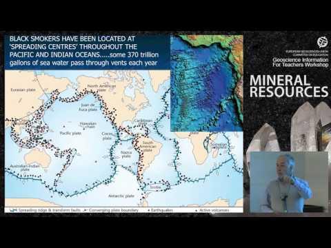 EGU GIFT2015: Mineral deposits