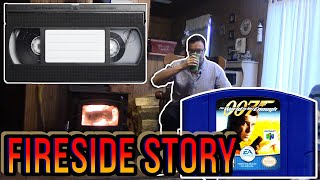 Why Does No One Speedrun This Game? or, The Odyssey of the Lost VHS Tapes [a Fireside Story]