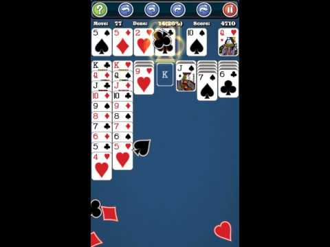 New Android Solitaire Game