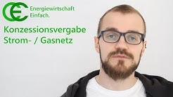 Konzessionsvergabe Strom-/ Gasnetz