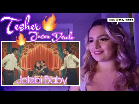Download Tesher x Jason Derulo - Jalebi Baby ( Official Video )  They killed it this was 🔥- Reaction  !!!