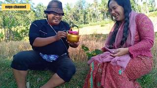 Part 1: Si Kabayan setres sama nyi Iteung ( RRENYO ) 😂 Reni latah