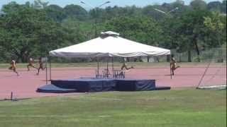TARLAC CITY ELEMENTARY 4X4 RELAY CLRAA 2013 WINNER